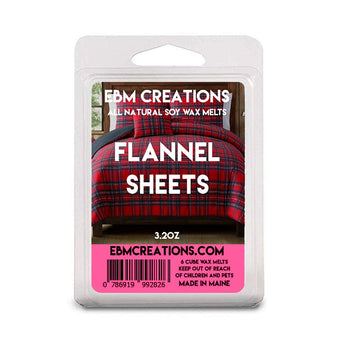Flannel Sheets - 3.2 oz Clamshell