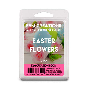 Easter Flowers - 3.2 oz Clamshell