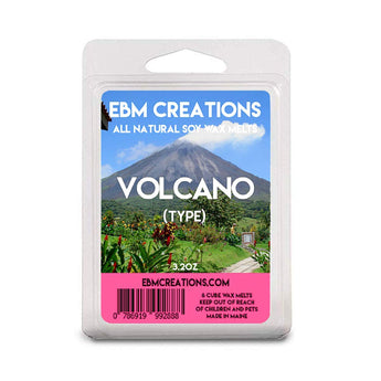Volcano (Type) - 3.2 oz Clamshell