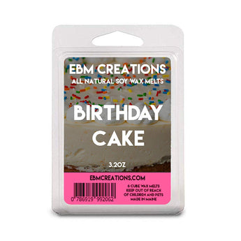 Birthday Cake - 3.2 oz Clamshell
