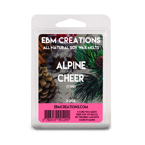 Alpine Cheer - 3.2 oz Clamshell