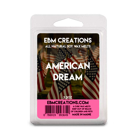 American Dream - 3.2 oz Clamshell