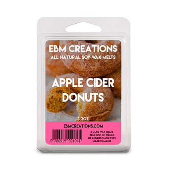 Apple Cider Donuts - 3.2 oz Clamshell