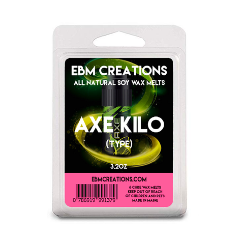 Axe Kilo (Type) - 3.2 oz Clamshell