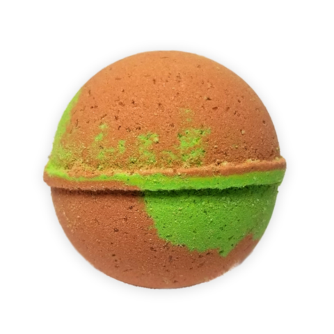 RTS - Bamboo Hemp Bath Bomb - All Natural 7.5oz