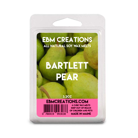Bartlett Pear - 3.2 oz Clamshell