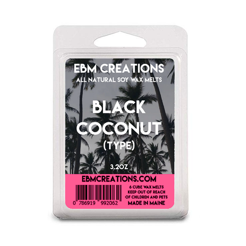 Black Coconut (Type) - 3.2 oz Clamshell