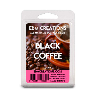 Black Coffee - 3.2 oz Clamshell