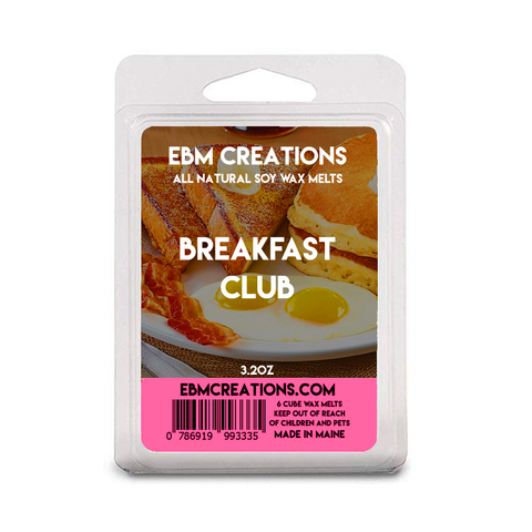 Breakfast Club - 3.2 oz Clamshell