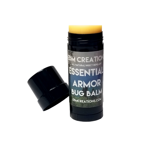 Essential Armor - All Natural Bug Balm 2oz Push Up Bottle