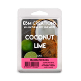 Coconut Lime - 3.2 oz Clamshell