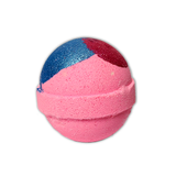 RTS - Cotton Candy Bath Bomb - All Natural 5.5oz