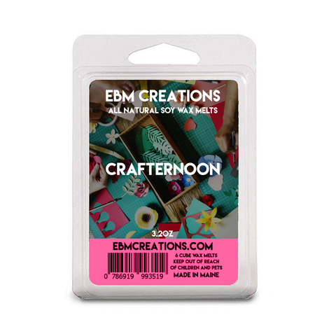 Crafternoon - 3.2 oz Clamshell