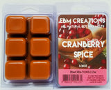Cranberry Spice - 3.2 oz Clamshell - EBM Creations