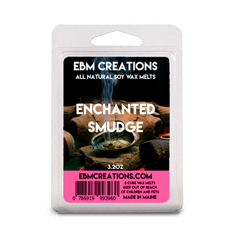 Enchanted Smudge - 3.2 oz Clamshell
