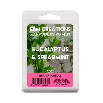 Eucalyptus Spearmint - 3.2 oz Clamshell