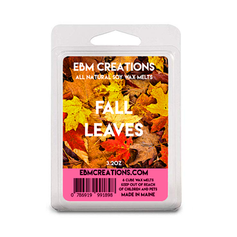 RTS - Fall Leaves - 3.2 oz Clamshell