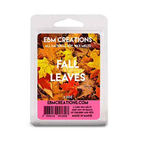 Fall Leaves - 3.2 oz Clamshell