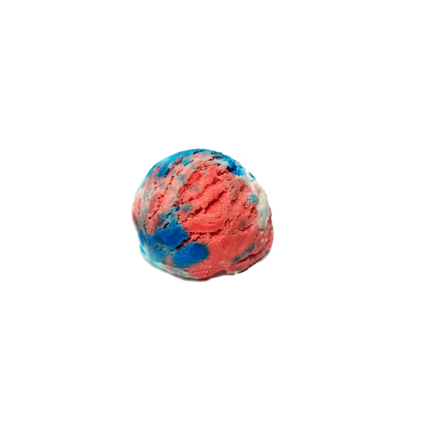 RTS - Fire Cracker Bubble Scoop - All Natural 2oz