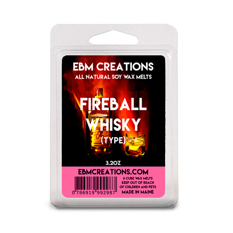 Fireball Whiskey (Type) - 3.2 oz Clamshell
