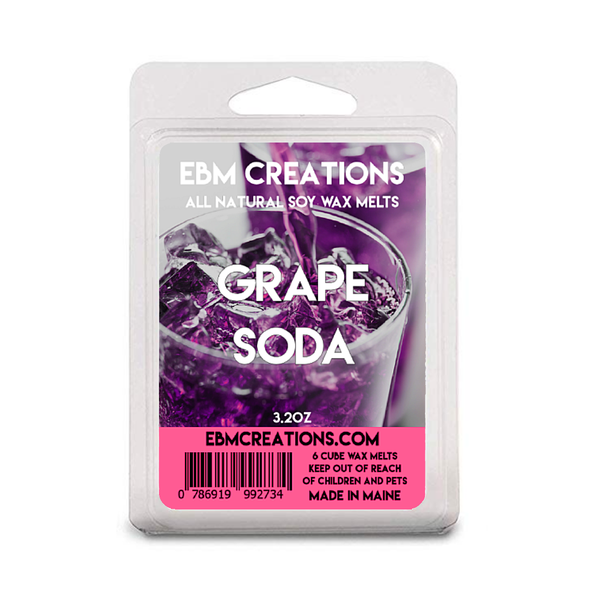 Grape Soda  - 3.2 oz Clamshell