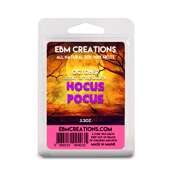 Hocus Pocus | October SOTM | 3.2 oz Clamshell