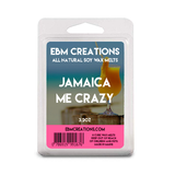 Jamaica Me Crazy - 3.2 oz Clamshell