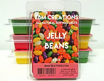 Jelly Beans - 3.2 oz Clamshell