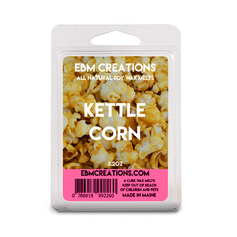 Kettle Corn - 3.2 oz Clamshell