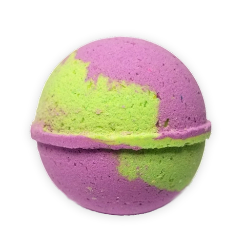 RTS - Lavender Sage Bath Bomb - All Natural 7.5oz