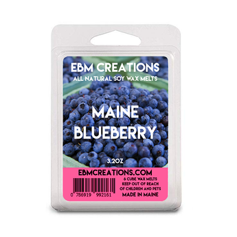 Maine Blueberry - 3.2 oz Clamshell