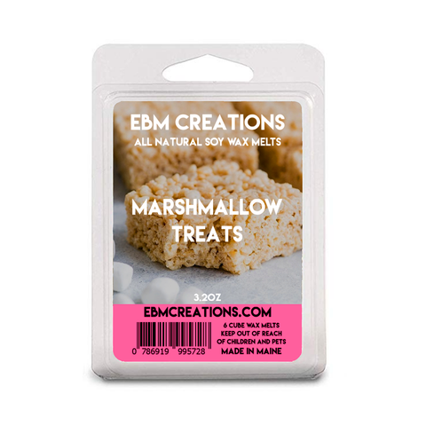 Marshmallow Treats - 3.2 oz Clamshell