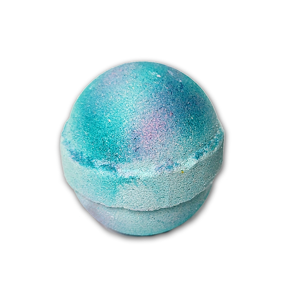 RTS - Magic Mermaid Scales Bath Bomb - All Natural 5.5oz
