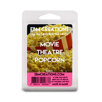 Movie Theatre Popcorn  - 3.2 oz Clamshell