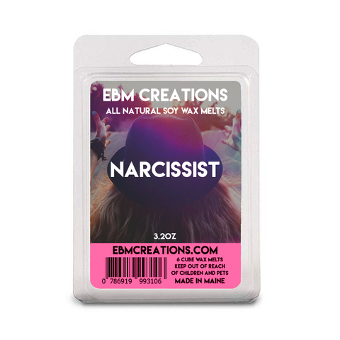 Narcissist - 3.2 oz Clamshell