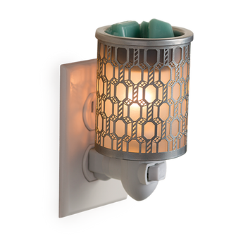 RTS - Filigree - Plug In Fragrance Warmer