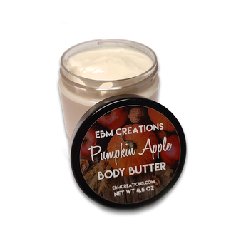 RTS - Pumpkin Apple - 4.5oz Pumpkin Body Butter