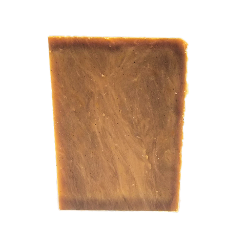 Pumpkin Beer - All Natural Organic Vegan Soap Bar 5oz
