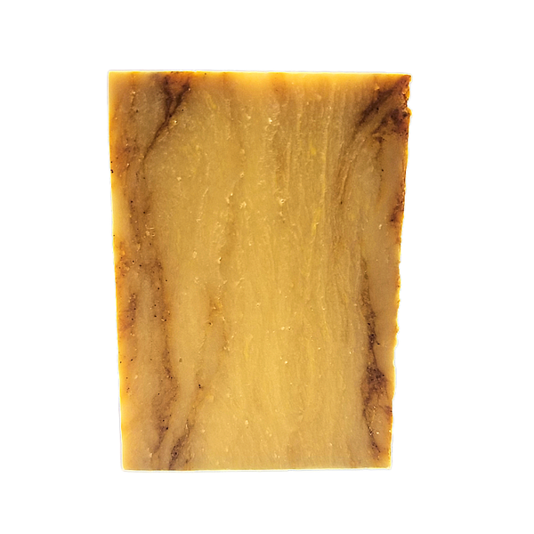 Pumpkin Crunch Cake  - All Natural Organic Vegan Soap Bar 5oz
