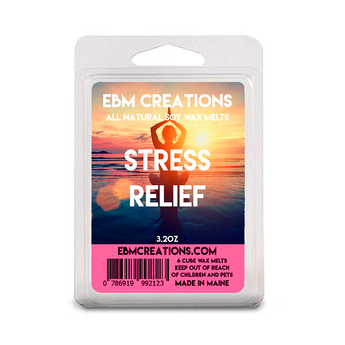 Stress Relief - 3.2 oz Clamshell