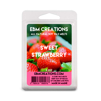 Sweet Strawberry - 3.2 oz Clamshell