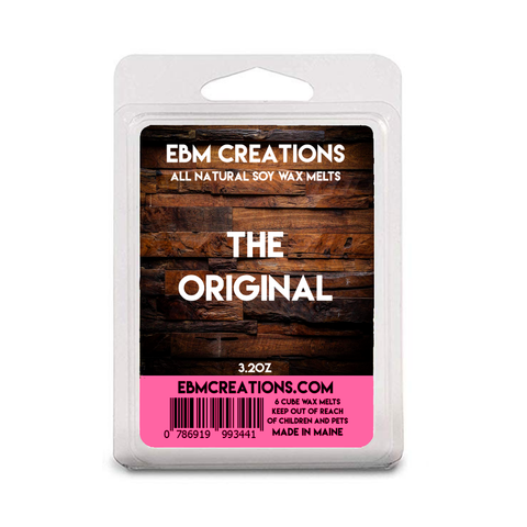 The Original - 3.2 oz Clamshell