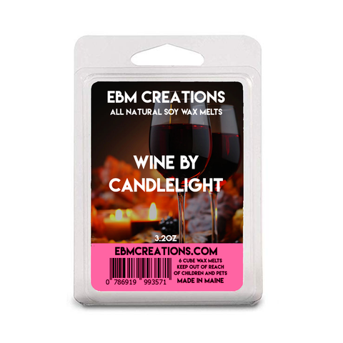 Wine By Candlelight - 3.2 oz Clamshell