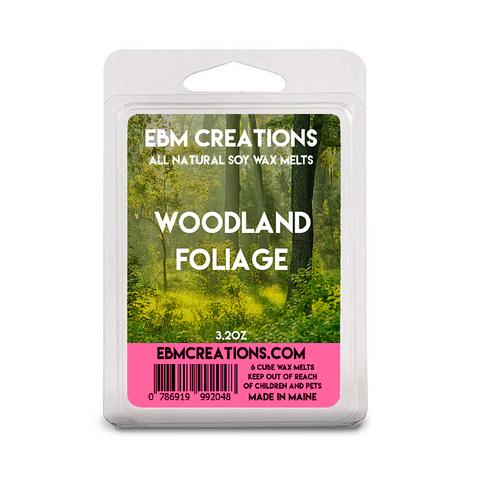 Woodland Foliage - 3.2 oz Clamshell