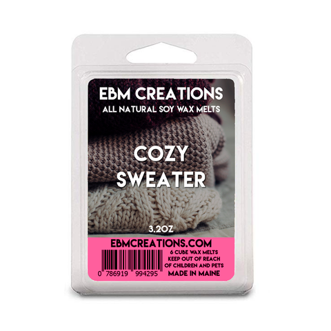 Cozy Sweater - 3.2 oz Clamshell