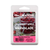 Cranberry Apple Marmalade - 3.2 oz Clamshell