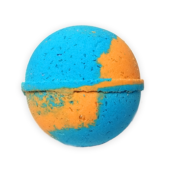 Hawaiian Suntan Bath Bomb  - All Natural 7.5oz