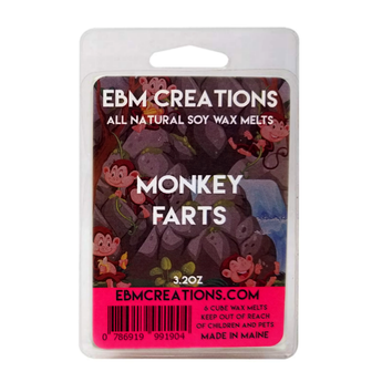 Monkey Farts - 3.2 oz Clamshell
