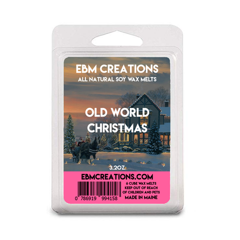 Old World Christmas - 3.2 oz Clamshell