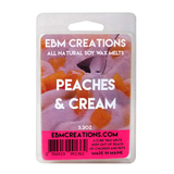 Peaches & Cream - 3.2 oz Clamshell